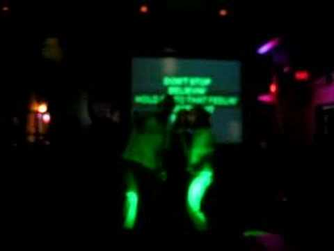 Karaoke at the Fox & Fiddle