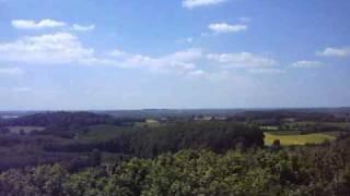 Rundblick über die Holsteinische Schweiz 04.06.2010