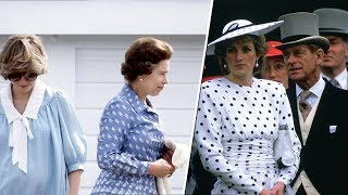 How Princess Diana sparked a rift between Prince Philip and the Queen