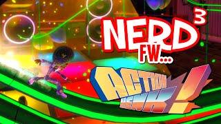 Nerd³ FW - Action Henk