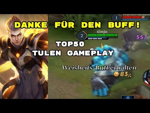 Meta Mage Mitte | Tulen Gameplay German | Arena of Valor Deutsch