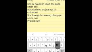 Clash Of Clans Project Clash
