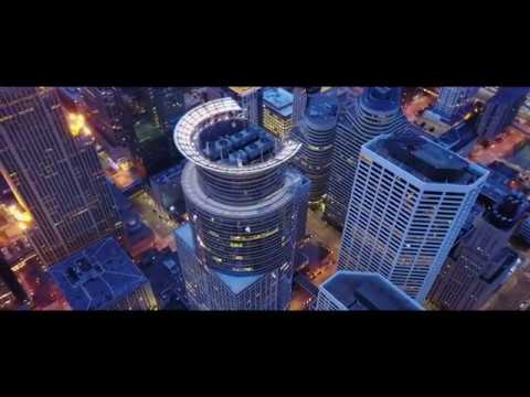 Downtown Minneapolis | aerial drone footage