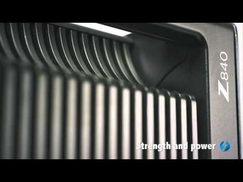 HP & Promise Technology Product Trailer