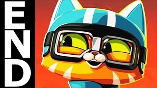 Meow Motors ENDING - Matter Of Honor - Walkthrough Gameplay (No Commentary) (Indie Racing Game 2018)