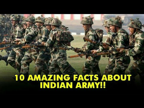 Top 10 facts about Indian army