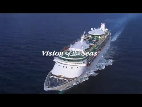 RCI Vision of the Seas Intro