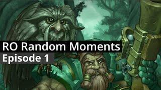 RO Random Moments #1 - Hearthstone Romania ★ thumbnail