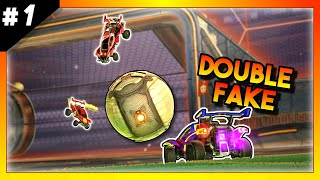 INSANE Double Fake | 2's Until I Lose Ep. 1 | Rocket League
