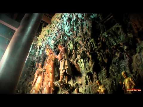 Hangzhou Lingyin Buddhist Temple - Trip to China part 39 - Full HD travel video