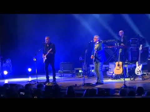 10cc - The Things We Do For Love - Live @Malmö Live 2020-02-01