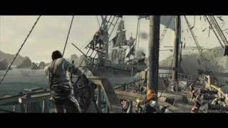 Pirates Of The Caribbean  Armada Of The Damned Video Game, Intro Gameplay HD