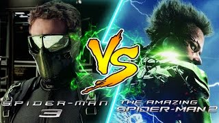 Green Goblin vs Green Goblin! WHO WOULD WIN IN A FIGHT?