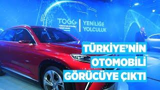 Türkiye'nin Otomobili görücüye çıktı