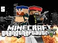 Minecraft Grand Theft Auto Mod 5 - ROADBLOCK OP (GTA 5)