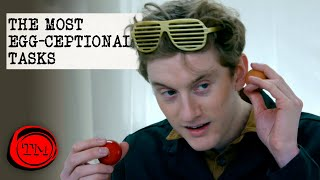 The Most Egg-ceptional Tasks | Taskmaster