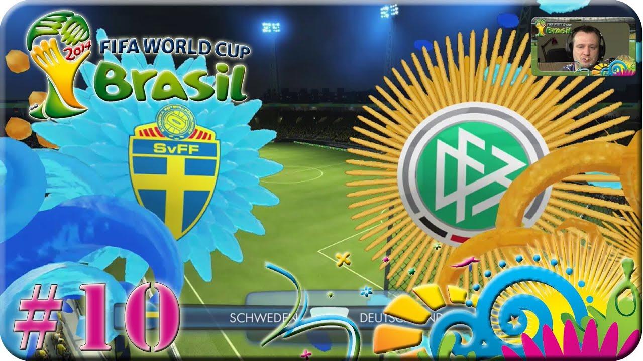 brasilien schweden