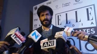 Harshvardhan Kapoor Is Angry With Filmfare Jury | Elle India Graduates 2016 Fashion Show