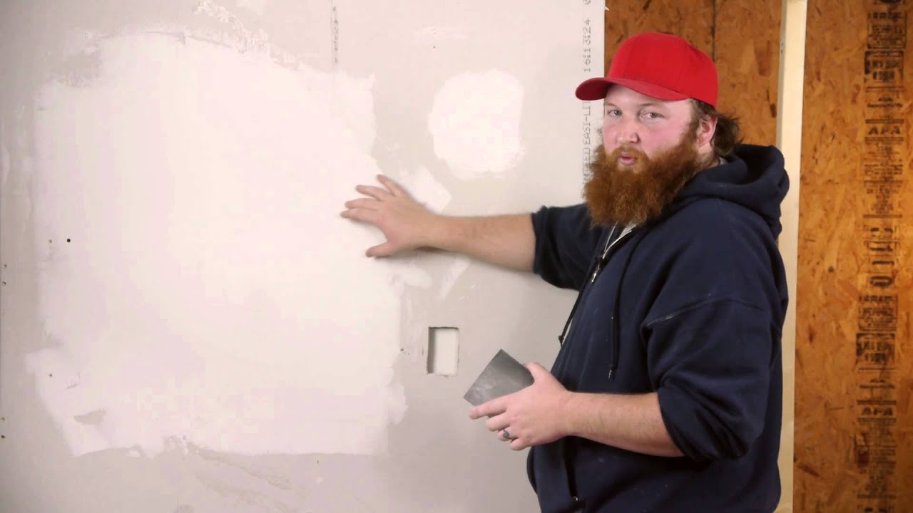 The Best Grit For Sanding Drywall : Drywall Work
