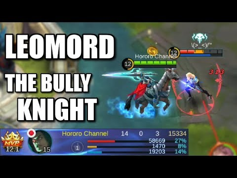LEOMORD AND HIS HORSE IS A BULLY GAMEPLAY HIGHLIGHT