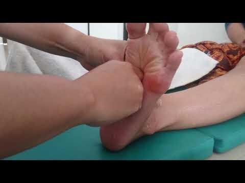 Foot Reflexology - SLFSM