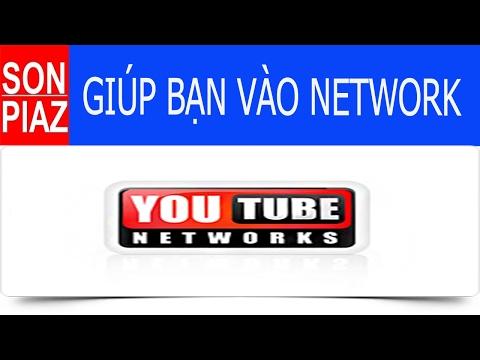 Giúp bạn tham gia vào NetWork kiếm tiền với Youtube: 100 SUB và 1000 View quá dễ dàng