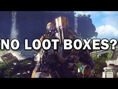 NO Loot Boxes in Anthem? | EA Says Anthem & Battlefield 2018 Will NOT be like Battlefront 2!