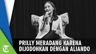 Prilly Latuconsina Geram saat Dituding Belum Move On dari Aliando