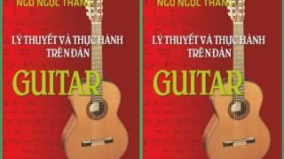 LÝ THUYẾT VÀ THỰC HÀNH TRÊN ĐÀN GUITAR (KÈM CD)
