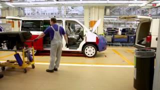 Завод Volkswagen В Ганновере // Автовести 241
