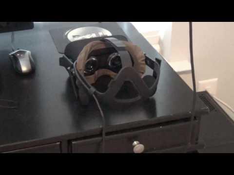 Complete Oculus Rift 2 Sensors 360 Setup
