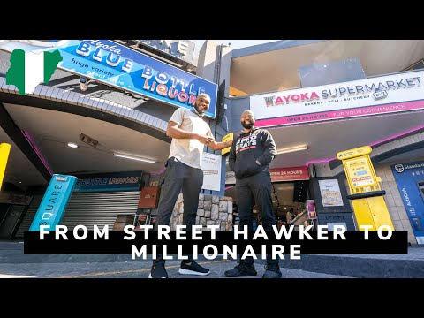 How A Nigerian South African Built A Chain Of Successful Businesses In Africa