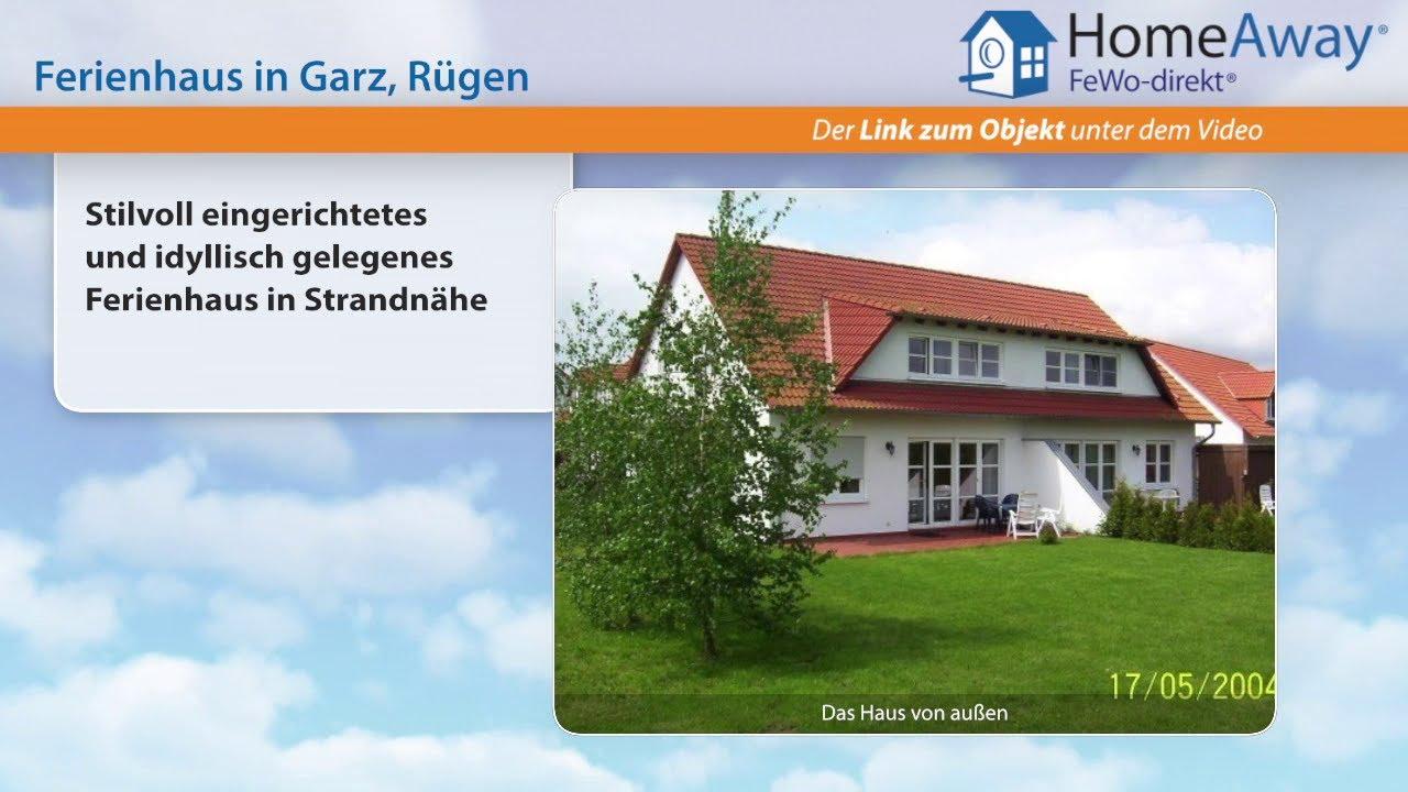Ferienort Auf Rügen: Stilvoll Eingerichtetes Und Idyllisch Gelegenes    FeWo Direkt.de Video