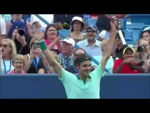Roger Federer - Still here