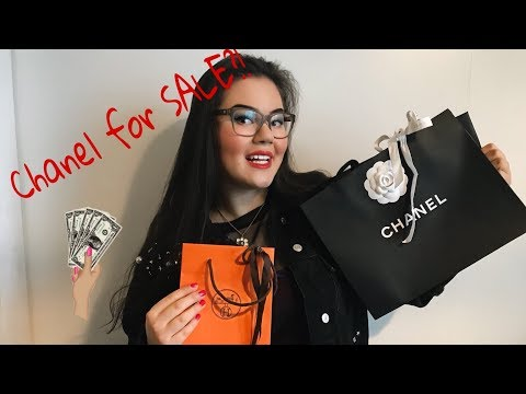 Chanel on sale? Buying designer items for less