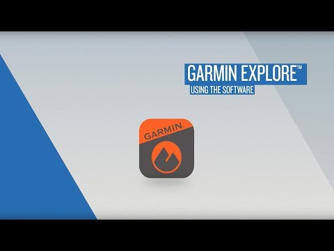 garmin-explore:-using-the-software-to-save-waypoints-and-routes