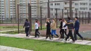 Уроки физ-ры на улице в школе 2053