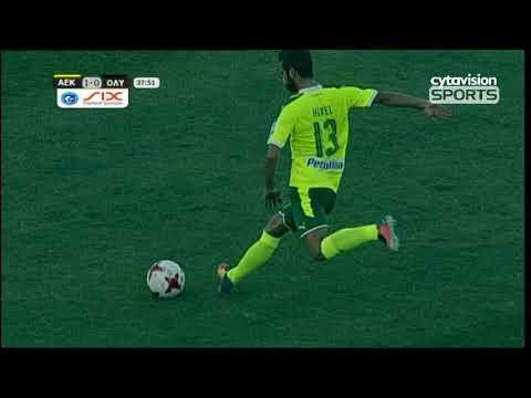 AEK Larnaca 0-0 Olympiakos Nicosia FC