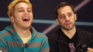 lasercorn soft + funny moments ♡
