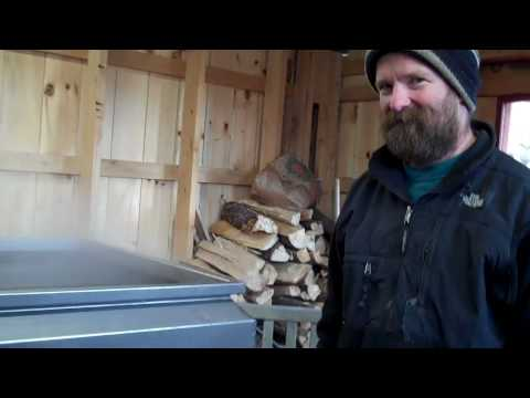 Maple Sugaring - Gathering & Boiling  - Turkey Hill Farm