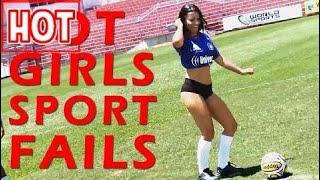 Ultimate Hot Girls Sport Fails #2 || VidsChimp