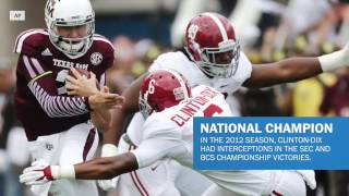 With the 21st pick of nfl draft, green bay packers selected defensive back from university alabama, who arguably stole show his s...