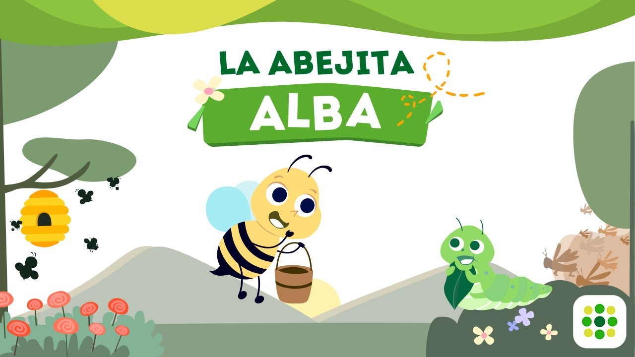 Cuento 10 – La Abejita Alba | TOTTUS