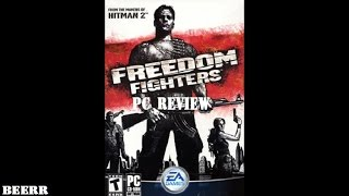 Freedom Fighters PC review