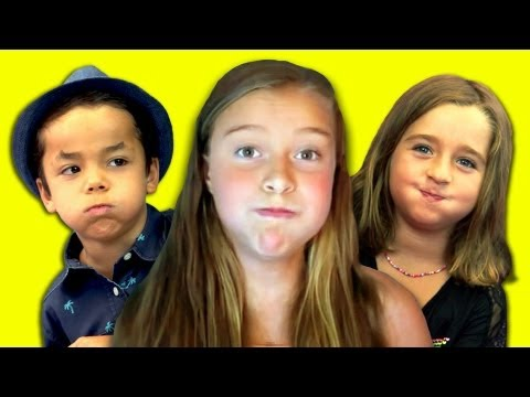 Kids react to the closed mouth singer youtube