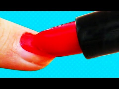 Thumbnail: 16 ONE-MINUTE BEAUTY HACKS YOU DIDN'T KNOW