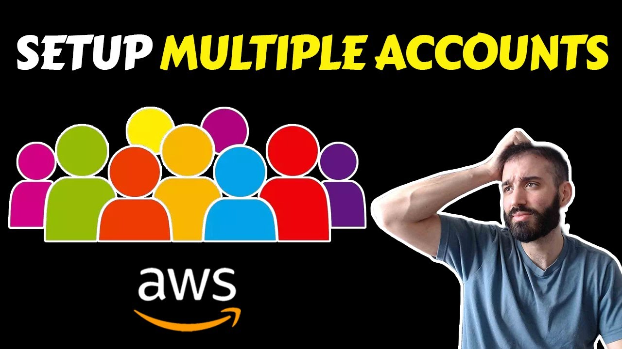 How to Create & Manage Multiple AWS Accounts with AWS Organizations | Step by Step Tutorial
