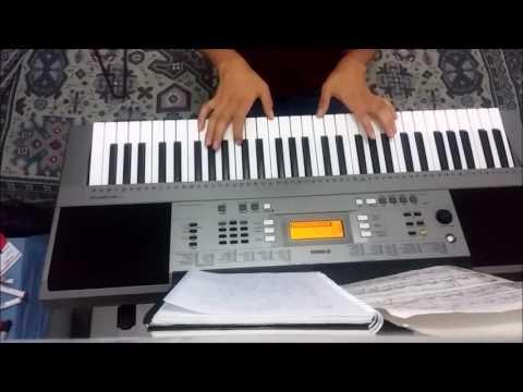 Chao Lola - Piano Diego López (Tutorial)