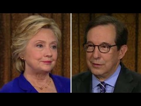 Chris Wallace grills Clinton on Benghazi, policy positions