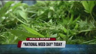 'National Weed Day' celebrated on 4/20